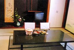 とろろ汁・お宿 若松/客室