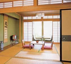 新甲子温泉 甲子高原フジヤホテル/客室
