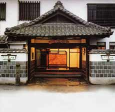 旅庵・松川屋/外観