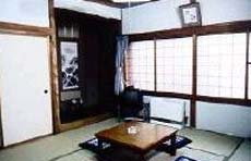 民宿 夕陽の家/客室