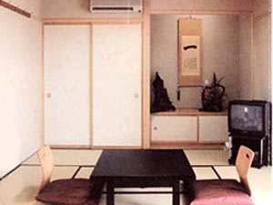三国温泉 民宿 よしおか/客室