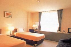 ホテル 中寿美花壇/客室