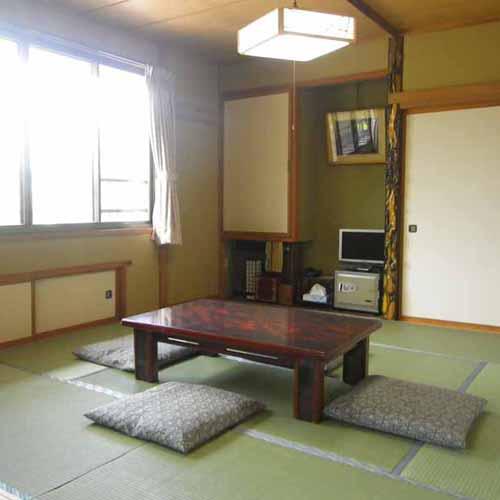 ゆうすげ温泉旅館/客室