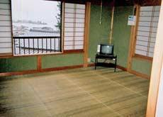 釣り宿 清九郎/客室
