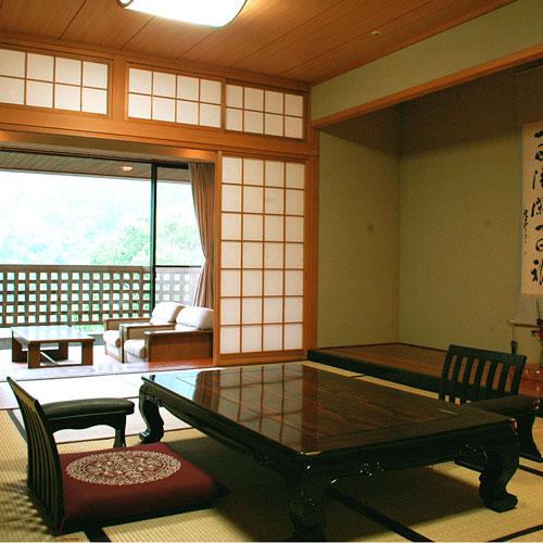 酒泉の杜 綾陽亭 綾温泉 照葉の湯/客室