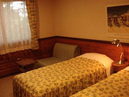 小さなホテル 風小僧/客室