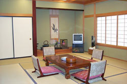 旅館清水屋山荘/客室
