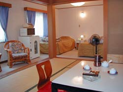 ホテル 北軽井沢/客室