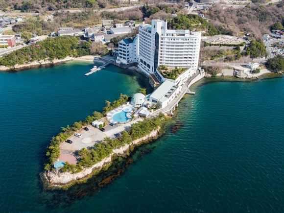 ベイリゾートホテル小豆島/外観