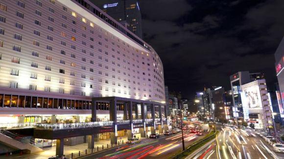 赤坂エクセルホテル東急/外観