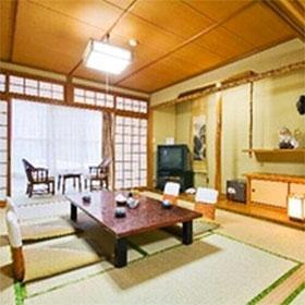 鈍川温泉 カドヤ別荘/客室