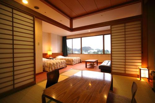 九十九島ベイサイドホテル&リゾート フラッグス/客室