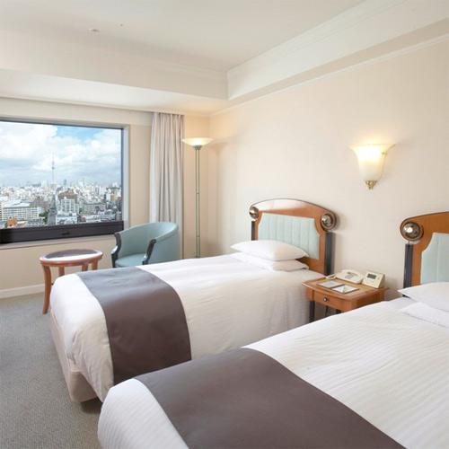 ホテルイースト21東京(オークラホテルズ&リゾーツ)/客室