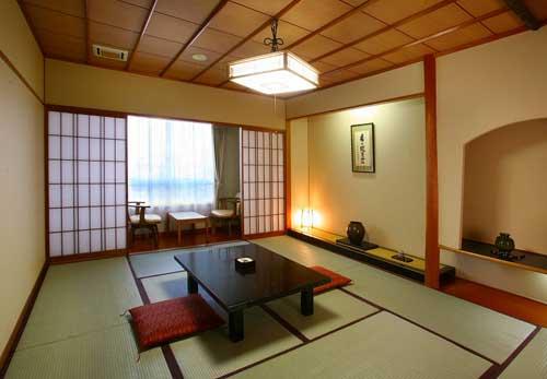 温泉ホテル中原別荘(客室禁煙・耐震改修済)/客室