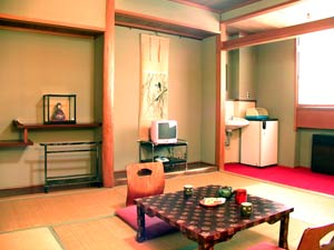 青根温泉 岡崎旅館/客室