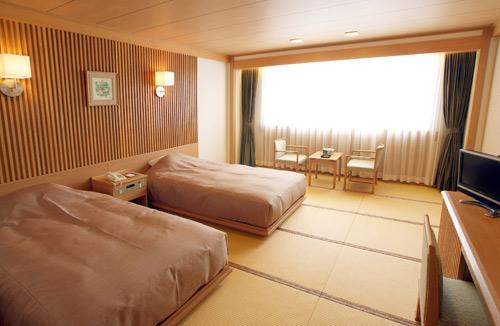ウトロ温泉 知床第一ホテル/客室