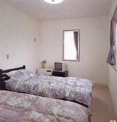ペンション フラットフィールド/客室