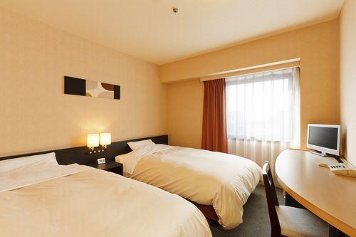 ホテルクラウンヒルズ釧路(BBHホテルグループ)/客室