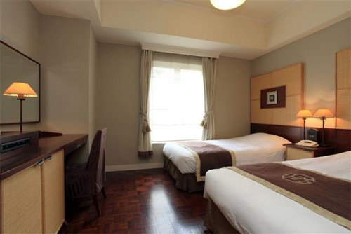 ホテルモントレ銀座/客室