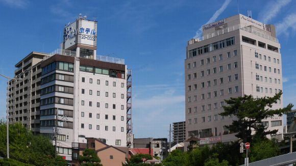 松江しんじ湖温泉 ニューアーバンホテル本館・別館/外観