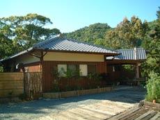 山の宿 「青望庵」/外観