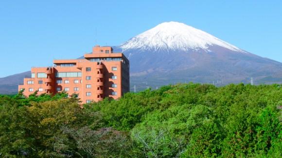富士之堡華園ホテル/外観