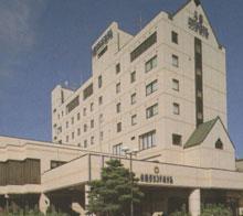 久慈グランドホテル/外観