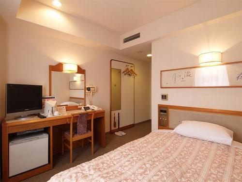 ホテルクラウンヒルズ新潟(BBHホテルグループ)/客室