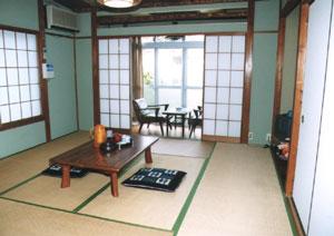 野田浜園 <大島>/客室
