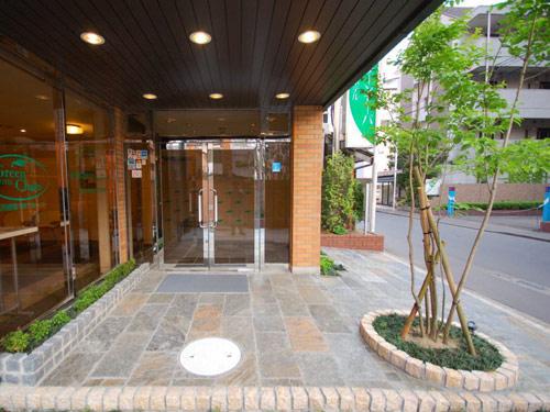 ホテル グリーンアーバ/外観