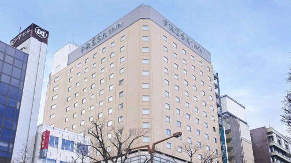 ホテルサンルート川崎/外観
