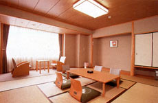 宝竜温泉 かんぽの宿 一関/客室