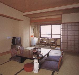 石和温泉 ホテル千石/客室