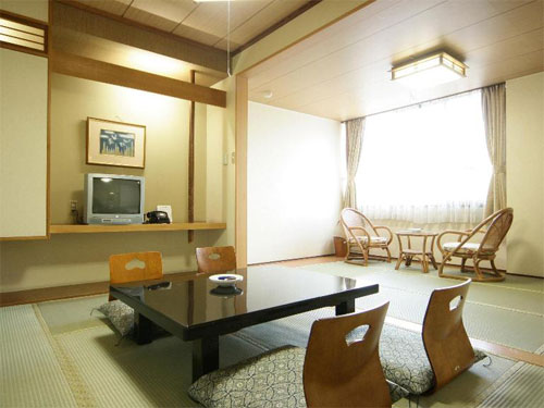 川湯温泉 川湯観光ホテル/客室