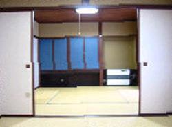 なみあい遊楽館/客室