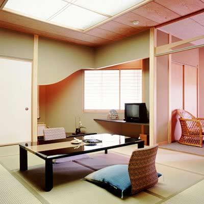 芦ノ湯温泉 美肌の湯きのくにや 遊仙観/客室