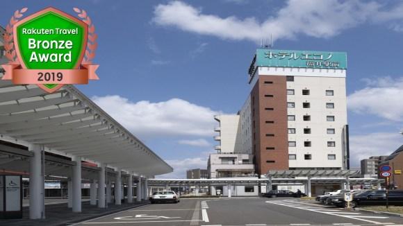 ホテルエコノ福井駅前/外観