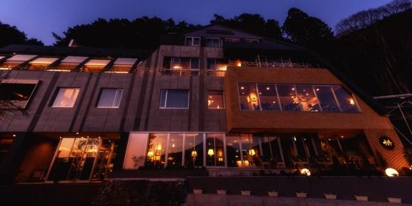 富士河口湖温泉 湖のホテル/外観