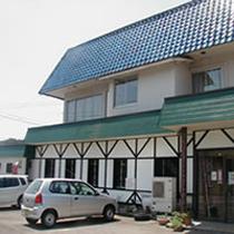 ビジネス民宿 バンク/外観
