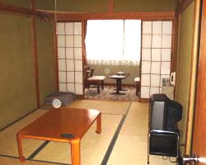 咲花山荘/客室