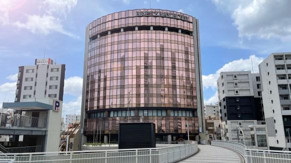 リゾートカプセル桜木町(BBHホテルグループ)/外観