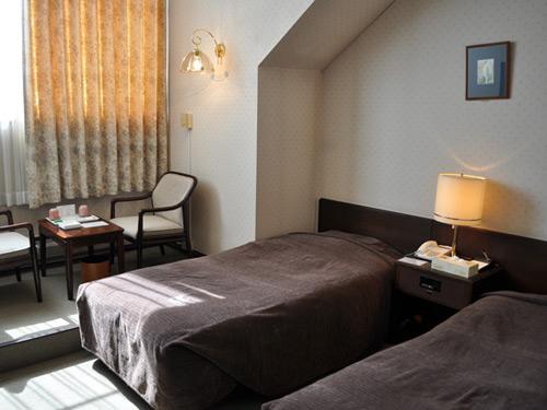 ホテルサンアバシリ/客室