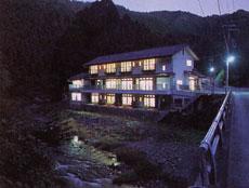 高野槙の湯温泉 槙の湯山荘/外観