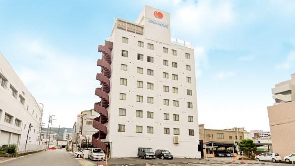 津山セントラルホテルタウンハウス(BBHホテルグループ)/外観