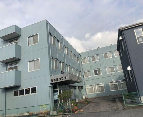ホテル市原クラブ 姉崎店/外観