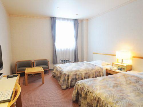 ホテル 札幌サンプラザ/客室