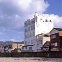 西花旅館/外観