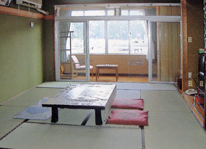 ホテル丸万/客室
