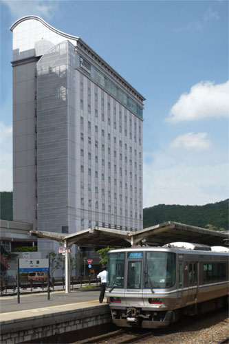 ホテルテトラ大津.京都/外観