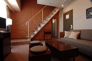 SPA&HOTEL 和/客室